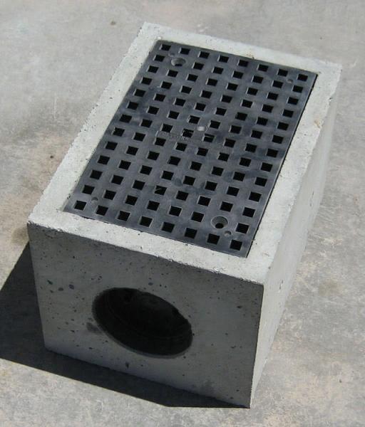Miscellaneous Concrete Products